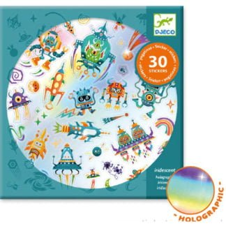 Whirligig Toys - Intergalactic Stickers1