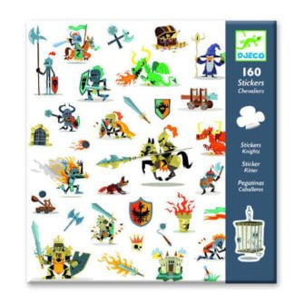 Whirligig Toys - Knights Stickers1