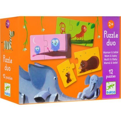 Whirligig Toys - Mother and Baby Jigsaw1
