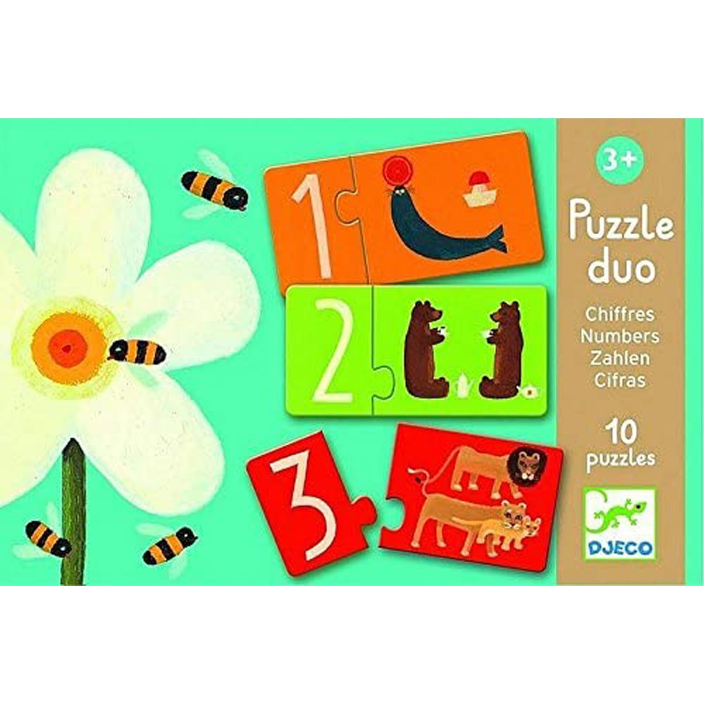 Whirligig Toys - Numbers Jigsaw2