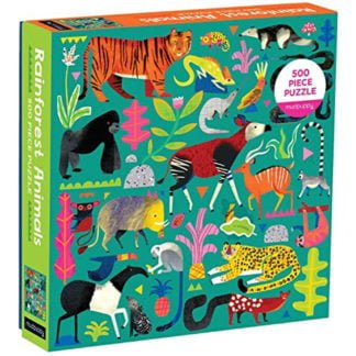 Whirligig Toys - Rainforest Jigsaw1