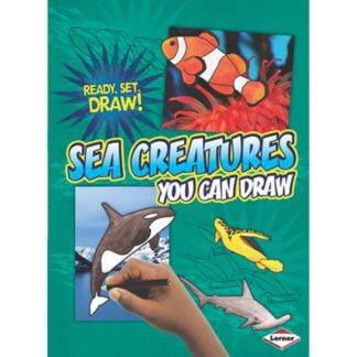 Whirligig Toys - Sea Creatures You Can Draw1