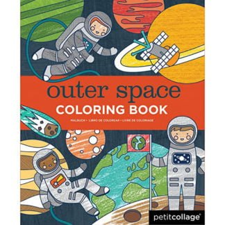 Whirligig Toys - Space Colouring Book1