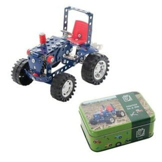 Whirligig Toys - Tractor In A Tin2