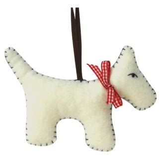 Whirligig Toys - White Dog Sewing Kit2