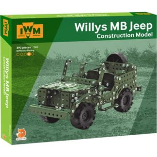 Whirligig Toys - Willys Jeep Model1