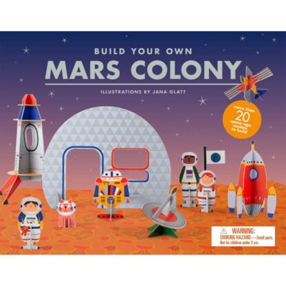 Whirligig Toys - Build A Mars Colony1
