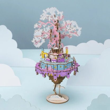 Whirligig Toys - City In The Sky Music Box2
