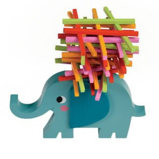Whirligig Toys - Elephant Stacking Game2
