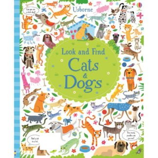 Whirligig Toys - Look and Find Cats and Dogs1