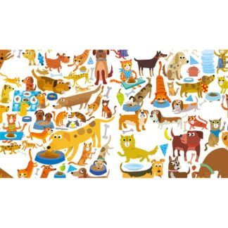 Whirligig Toys - Look and Find Cats and Dogs2