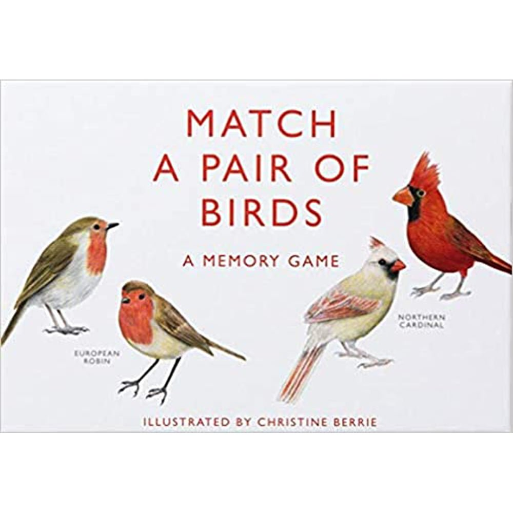 Whirligig Toys - Match A Pair Of Birds1