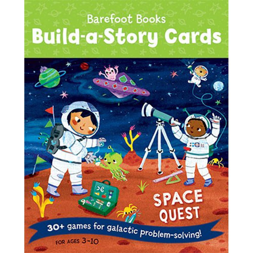 Whirligig Toys - Space Quest Story Cards1