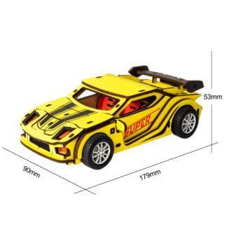 Whirligig Toys - Sports Car3