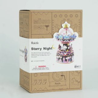 Whirligig Toys - Starry Night Music Box1