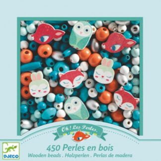 Whirligig Toys - Animal Wooden Beads1