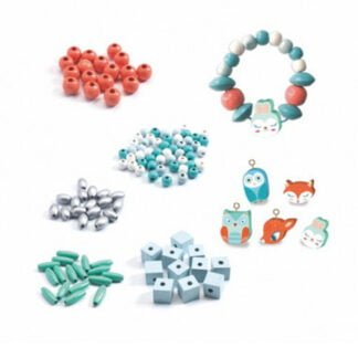 Whirligig Toys - Animal Wooden Beads2