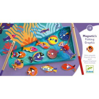 Whirligig Toys - Magnetic Fishing Graphic1