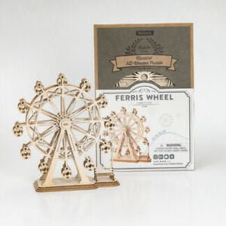Whirligig Toys - Wooden Ferris Wheel Model2