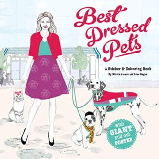 Whirligig Toys - Best Dressed Pets Sticker Book1