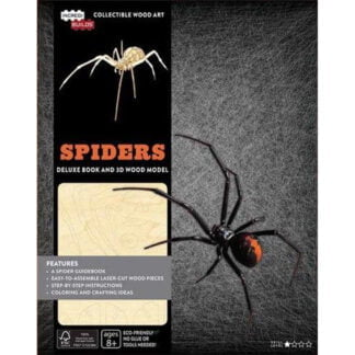 Whirligig Toys - Build A Spider1