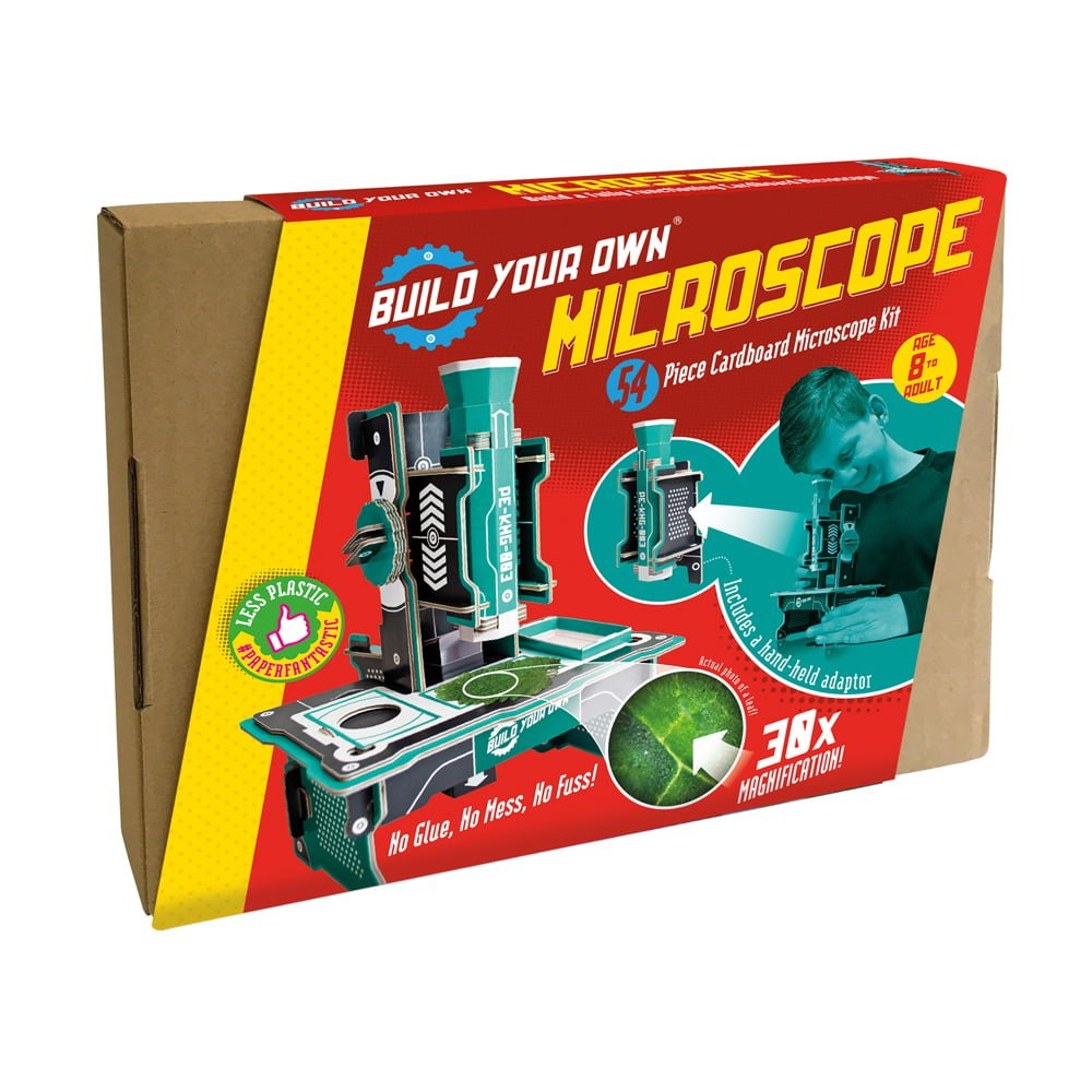 Whirligig Toys - Build Your Own Microscope1