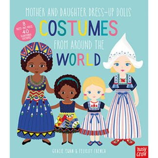 Whirligig Toys - Costumes Of The World Dress Up1