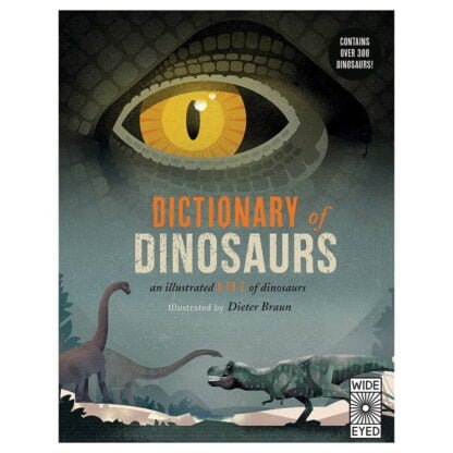 Whirligig Toys - Dictionary Of Dinosaurs1