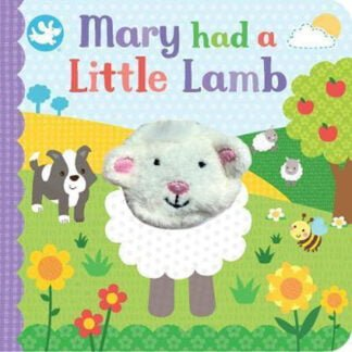 Whirligig Toys - Finger Puppet Mary Had A Little Lamb1