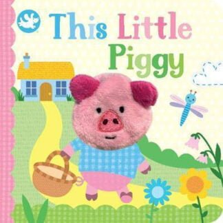 Whirligig Toys - Finger Puppet This Little Piggy1
