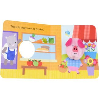 Whirligig Toys - Finger Puppet This Little Piggy2