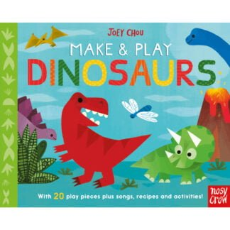 Whirligig Toys - Make And Play Dinosaurs1