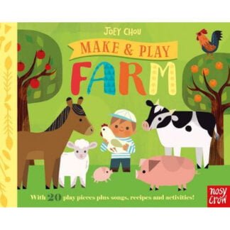 Whirligig Toys - Make And Play Farm1