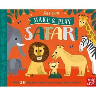 Whirligig Toys - Make And Play Safari1