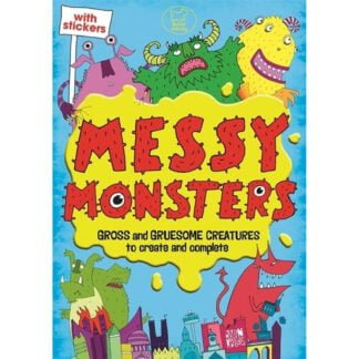 Whirligig Toys - Messy Monsters1