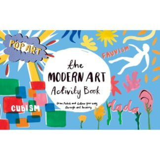 Whirligig Toys - Modern Art Activity Book1