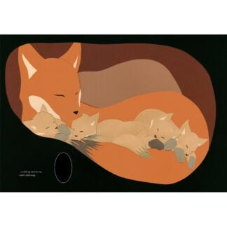 Whirligig Toys - Mother Fox And Her Cubs2