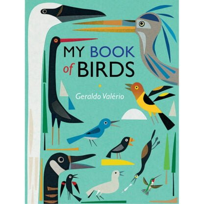 Whirligig Toys - My Book Of Birds1
