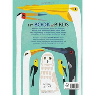 Whirligig Toys - My Book Of Birds2
