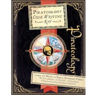 Whirligig Toys - Pirateology Code Writing Kit1
