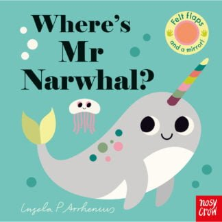 Whirligig Toys - Where's Mr Narwhal?