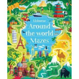 Whirligig Toys - Around The World Mazes1