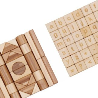 Whirligig Toys - Bamboo Building Blocks1
