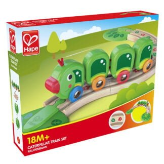 Whirligig Toys - Caterpillar Train Set1