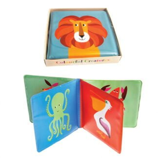 Whirligig Toys - Colourful Creatures Bath Book2