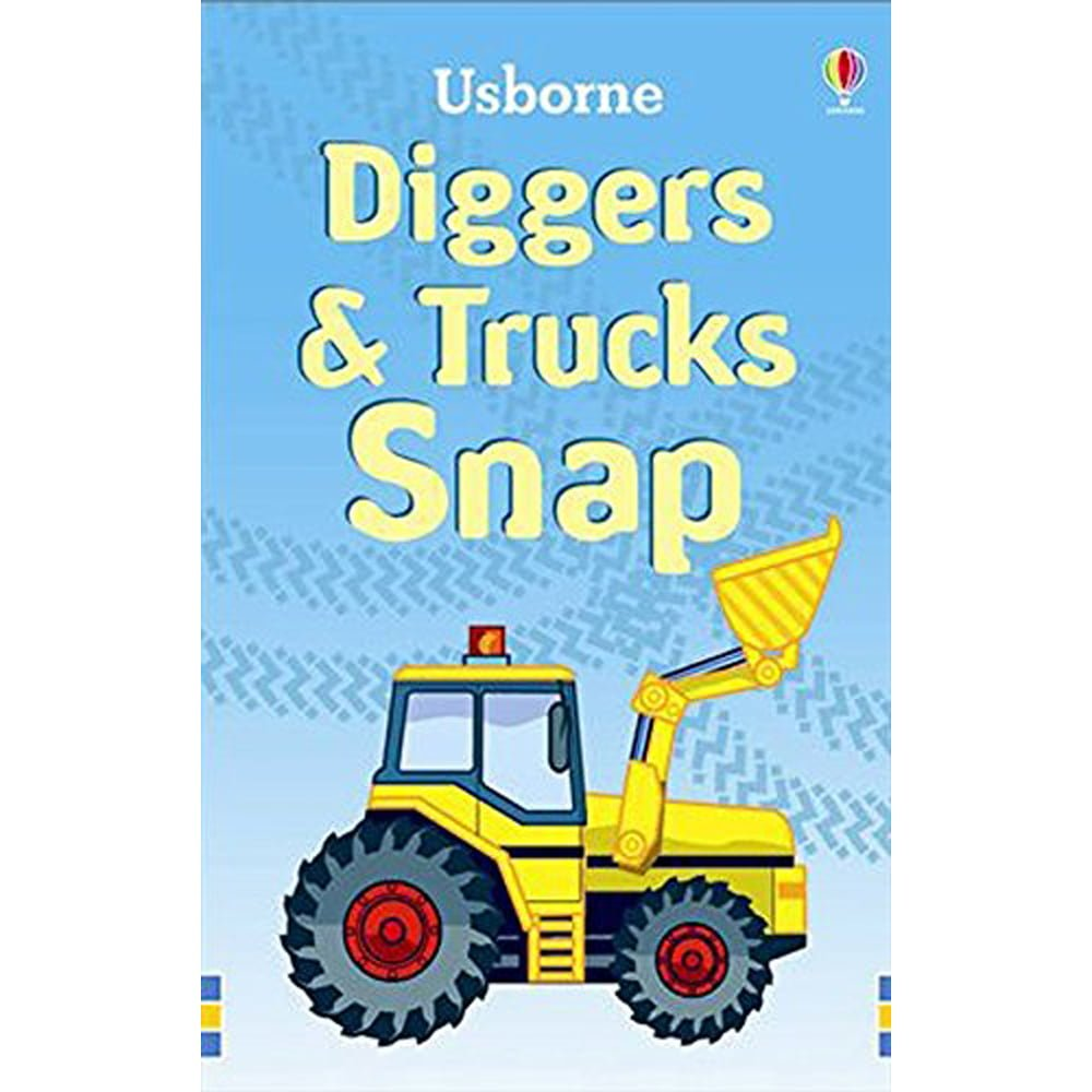 Whirligig Toys - Diggers & Trucks Snap1