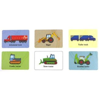 Whirligig Toys - Diggers & Trucks Snap2
