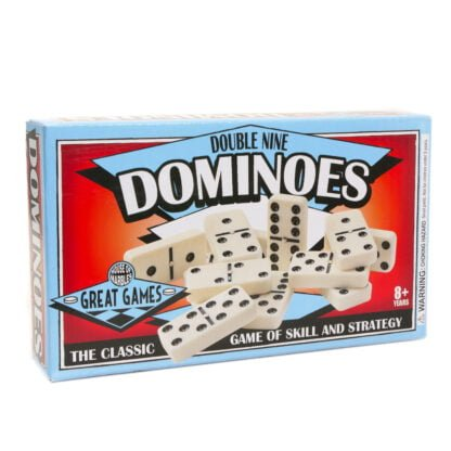 Whirligig Toys - Double Nine Dominoes1
