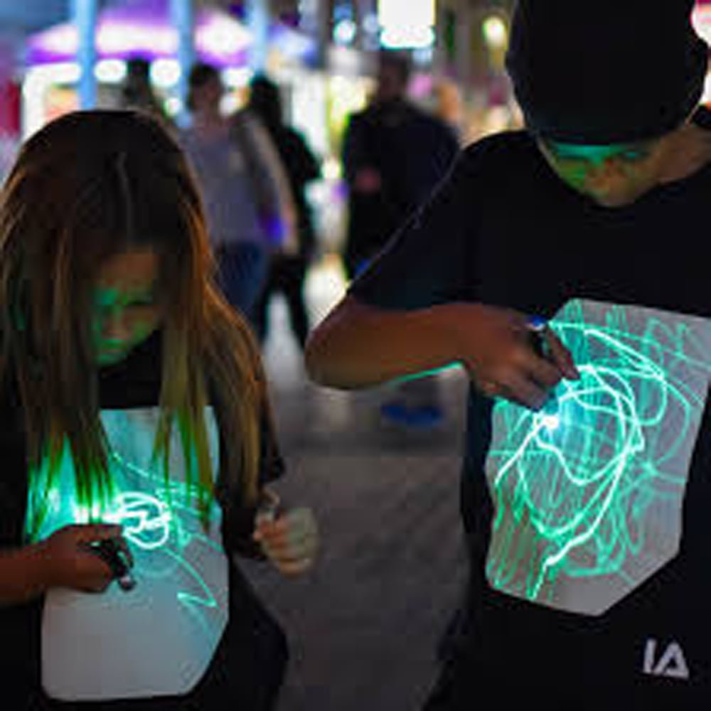 Whirligig Toys - Glow In The Dark TShirt1