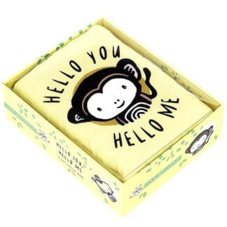 Whirligig Toys - Hello You Cloth Book1